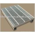 steel grating lid, grid cover, grating