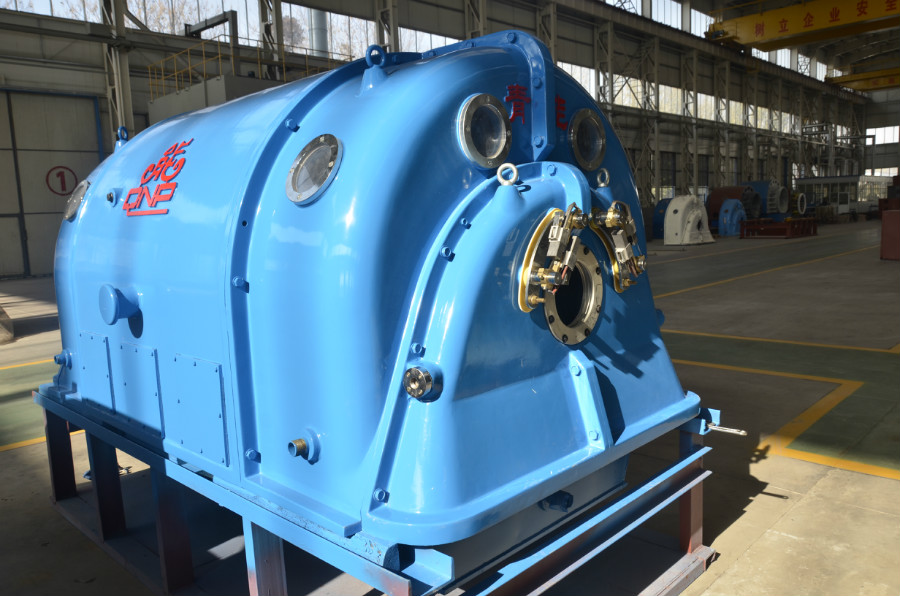 Steam Turbine Generator 7