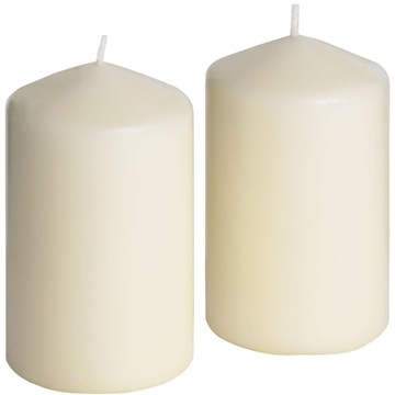 promotion decorative votive pillar ivory candles