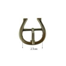 U Shaped Custom Metal Pin Buckle Handbag Buckle