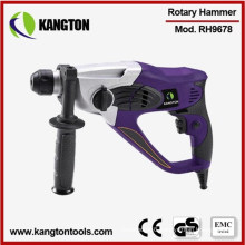 Dual-Function Handheld Rotary Hammer Drill