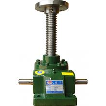 Industrial stainless steel high lift screw jack