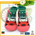 Оптовые 2015 новейшие стильные модные удобные носки детские туфли