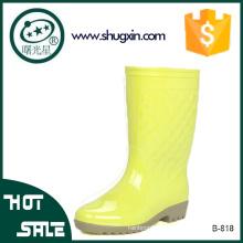 En gros dames pluie chaussures dames jardin pluie chaussures