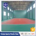 La mejor cotización producción de pisos de plástico interior