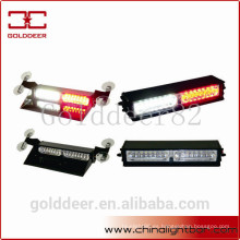 Intermitente de coche auto led luces de Visor LED ADVERTENCIA luz azul SL681-V