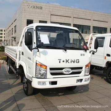 T-King 2 Tons Small Diesel Cargo Truck