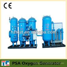 Aprobación CE Sistema de llenado de plantas de producción de oxígeno TCO-1P