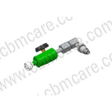 Oxygen Regulator with Cga540 Adaptor