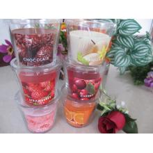 Harmonic Scented Eye-catching Highlight Glass Candle