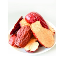 Kinesiska Xinjiang Red Dates Slice Supply