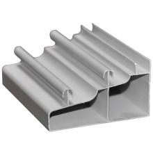 Silber eloxierte Aluminiumprofile