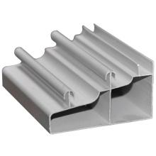 Perfiles de Aluminio Anodizado en Plata
