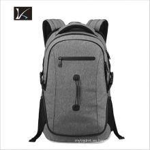 Nueva mochila de moda mochila escolar moderna mochila impermeable de la computadora portátil