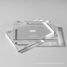 100% virgin PMMA 5mm 1250*2450mm transparent acrylic sheet