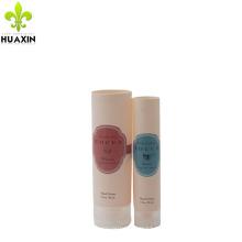 tubo de plástico de plástico tubo de plástico tubo de embalagem de alimentos tubos de aperto para cosméticos
