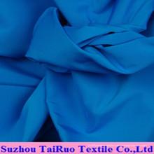Peau 100% de pêche de polyester pour le tissu de veste
