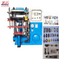 silicone zipper head hydraulic press