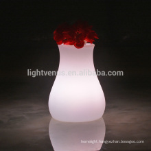 led desk lamp with remote APP Mobile control portable designed LED vase light