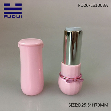 Retail Cute Pink Lipstick Container Tube Packaging