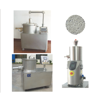 Pelletizer Round Shape Granules Granulating Machine