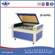 CO2 laser 6090 modelo 40w, 60w máquina de gravura do laser para venda