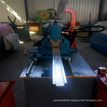 Omega furring channel machine