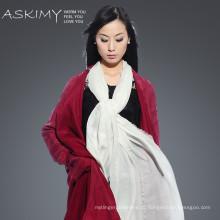 Высококачественный монгольский кашемировый шарф