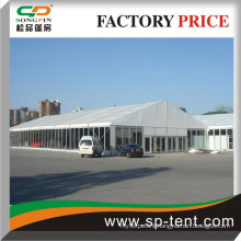 20x60m Aluminum Structural Glass Wall Tent for sale