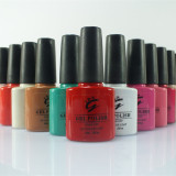 High Quality Environmental MSDS&SGS Approved Shellac Nail Gel Polish (105 colors)