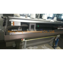Shima Seiki SVR 122sc 12g Secondhand Flat Knitting Machine Year 2015