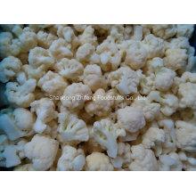 Chou-fleur congelé chinois IQF pour l'exportation
