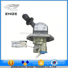 High quality bus part WABCO 3526-00006 Hand Control Valve for Yutong