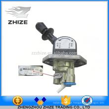 Peça de ônibus de alta qualidade WABCO 3526-00006 Válvula de Controle de Mão para Yutong