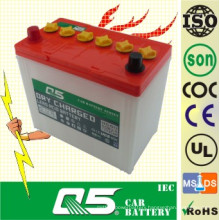 JIS-N40 12V40AH, Hot Selling Dry Charged Auto Battery