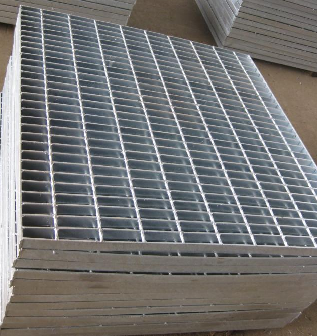 Galvanized Walkway Mesh Steel Grating