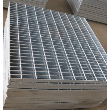 galvanized serrated catwalk steel grating