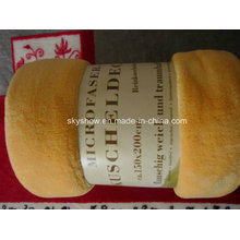 Cobertor do velo Coral personalizado (SSB0147)