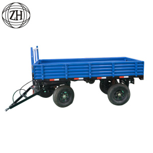 Wholesale 4-wheel Tractor Trailer for sale