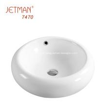 Novos designs de lavatório de cerâmica Vanity