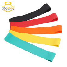 Custom Latex Rubber Exercise Fitness Resistance Band