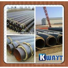Труба теплоизоляционная стальная