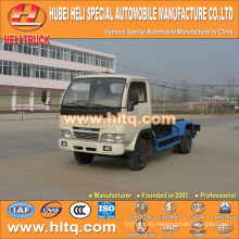 DONGFENG 4X2 95hp capacity 5 tons newly produced arm dust truck with discount price factory sale in China