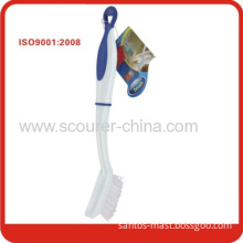 Multifunctional Pretty Handle Plastic Cleaning Brush With Pp,pp Bristle