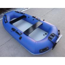 2016 надувная лодка горячей продажи рафтинг лодки рыбацкой лодке