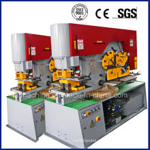 Q35y Series Universal Hydraulic Ironworker for Sale (Q35Y-30)