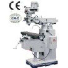 Top Quality CE Vertical Horizontal Universal Milling Machine