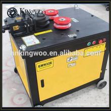 China fabricante de suministro de barra de acero dobladora de arco
