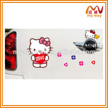 Kawaii Japanese wall stickers, car decoration sticker,wall stickers for kids rooms