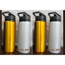 1000ml Eco Friendly Aluminum Drinking Bottle, BPA Free Metal Water Bottle For Sale
